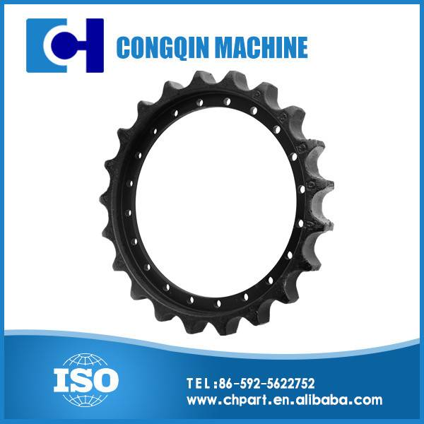excavator & bulldozer undercarriage parts sprocket roller,driving wheel