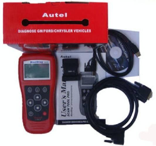 Autel MaxiDiag US703 car obd code scanner for FORD CHRYSLER GM