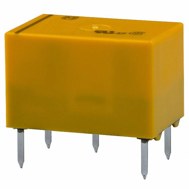 Signal Relays, Up to 2 Amps  Panasonic Electric Works DS1E-M-DC5V RELAY GENERAL PURPOSE SPDT 2A 5V