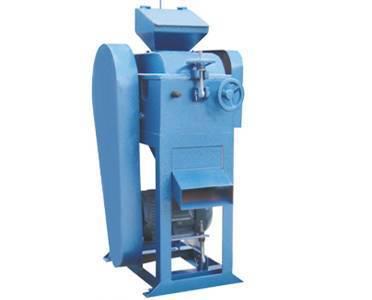 Laboratory crusher/double roller crusher