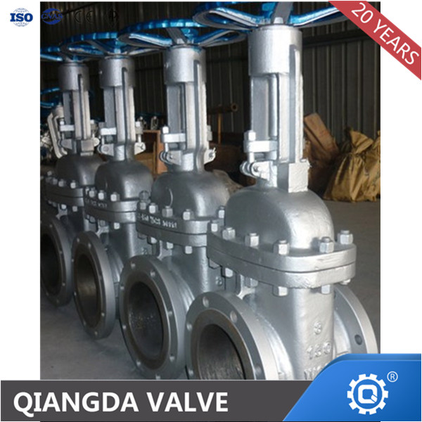 GATE VALVE OS&Y CLASS 150 BOLTED BONNET With HF Seats