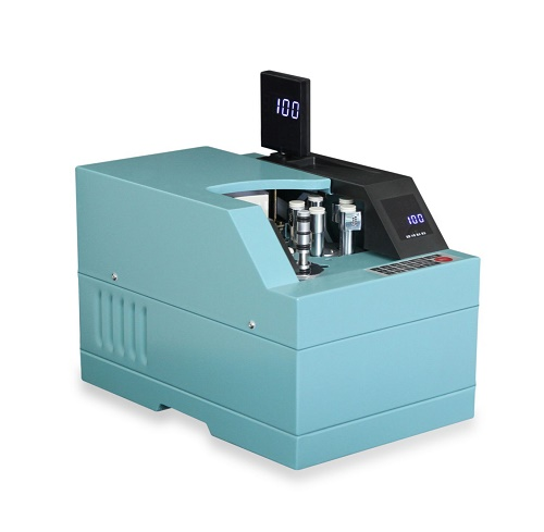FDJ-100 Vacuum Money Counter With Newly-Desiged Dual-Displays for Bundled Money and Loose Money