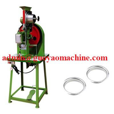 file finger ring eyeleting machine-lever arch file machine