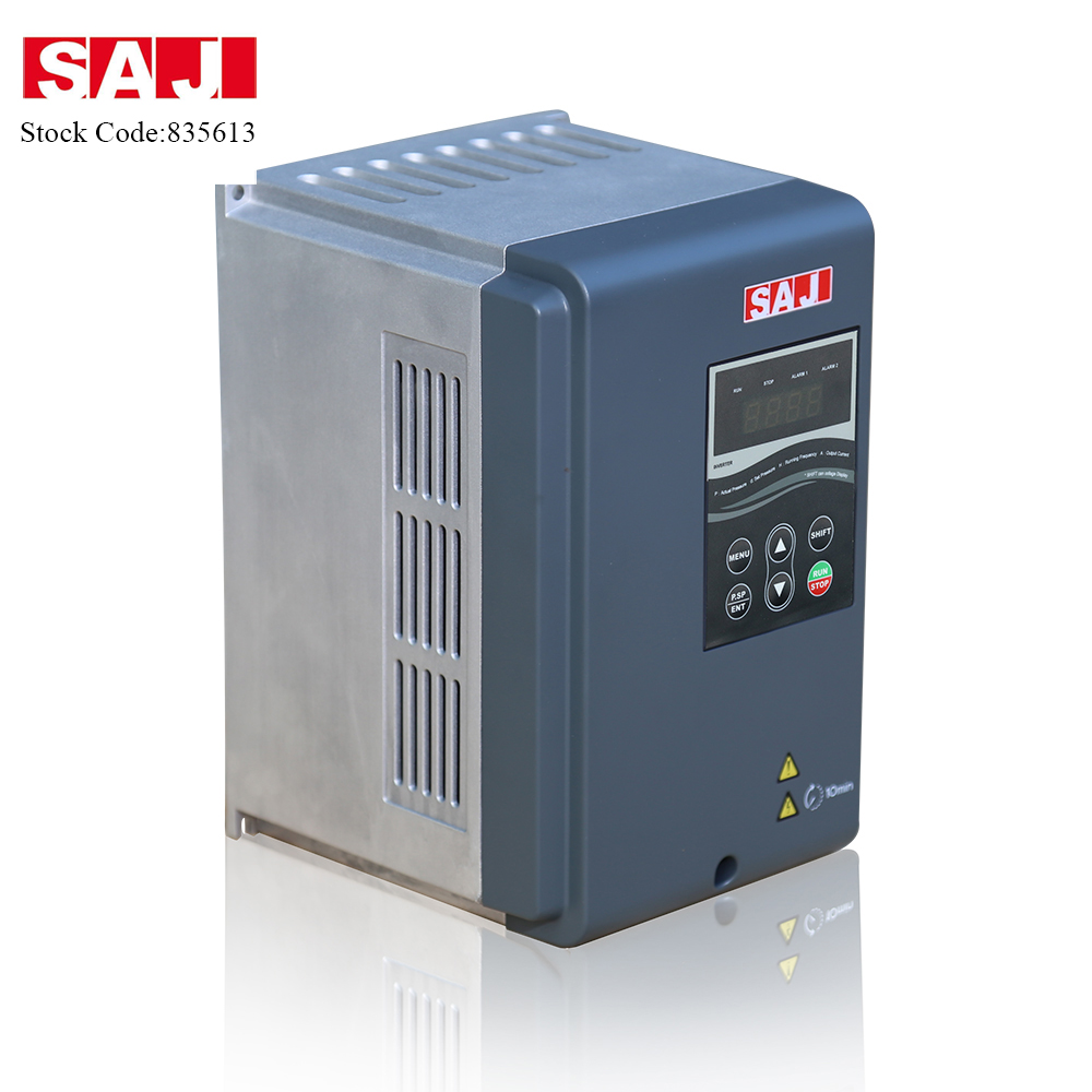 SAJ Frequency Pump Inverter 3 Phase Converter 2.2Kw