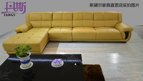 Sectionals leather sofa h898