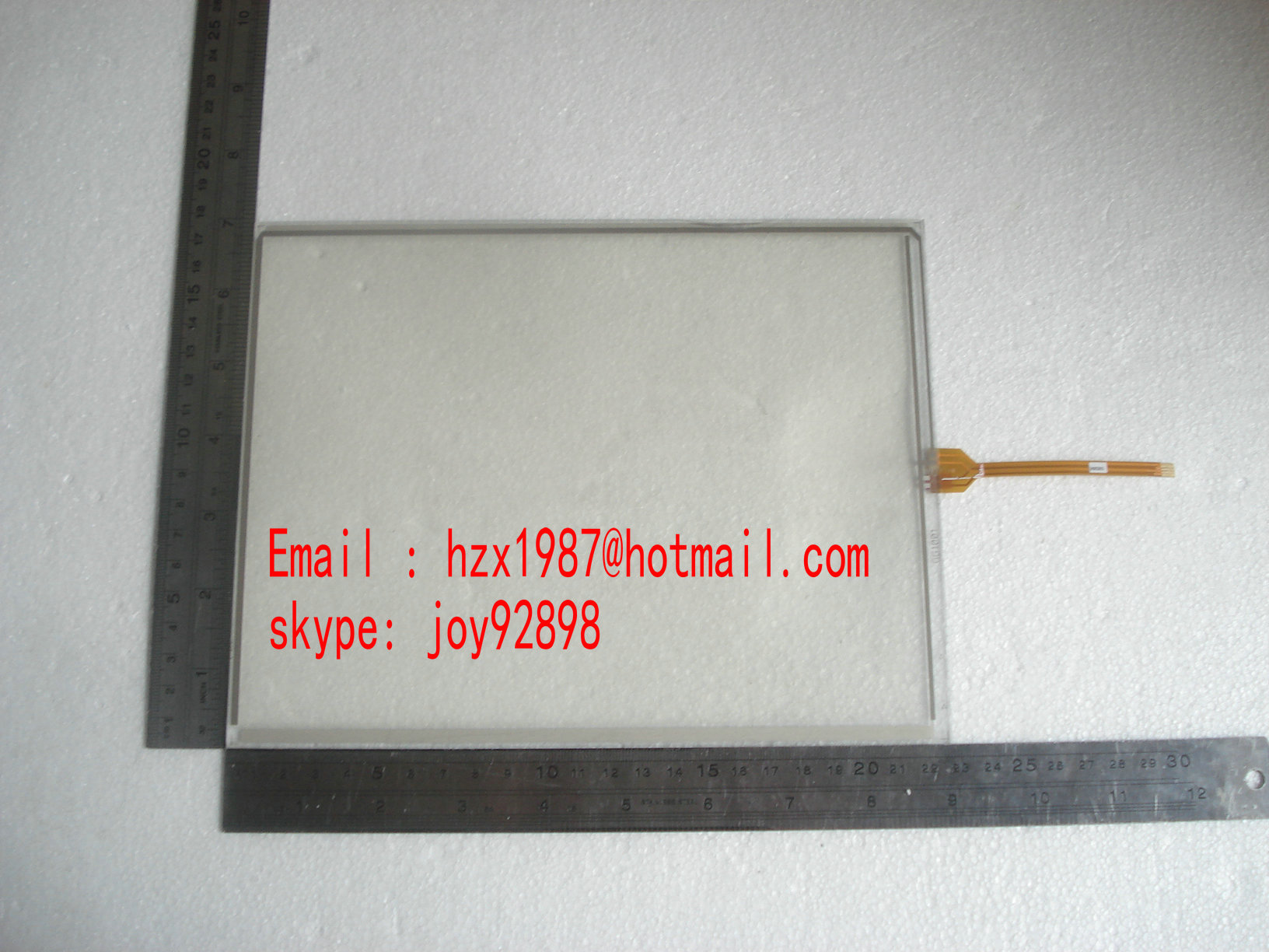 Sell and repair FANUC N010-0518-X261 N010-0518-X264 N010-0518-X262 Touch panel
