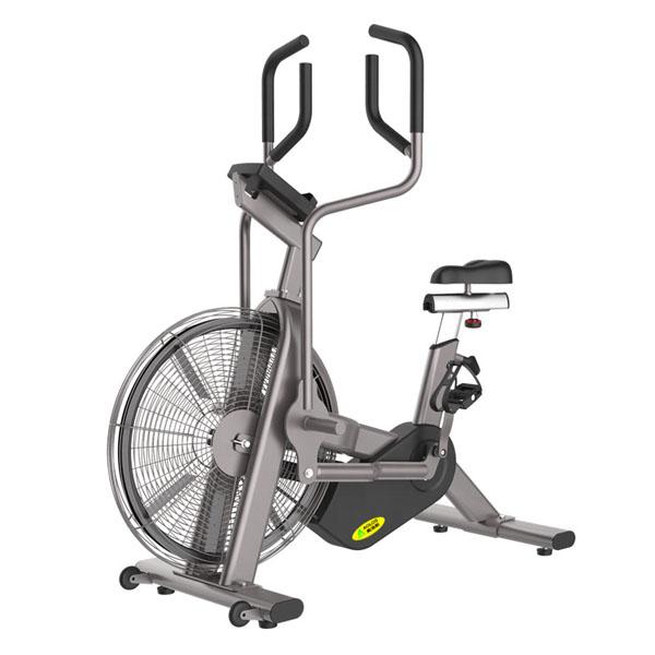 air bike fitness equipment,fan exercise bike,air resistance exercise bike