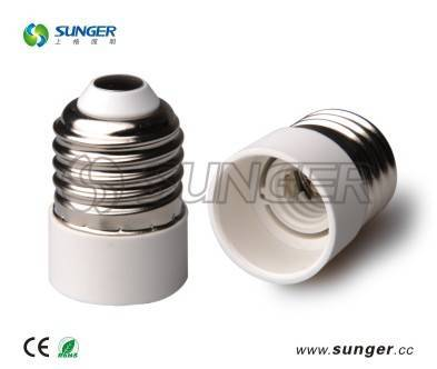 E27 to E14 lamp holder