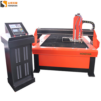 Honzhan HZ-P1325F P1530F Plasma and Flame Cutting Machine for metal, steel, SS, CS, MS