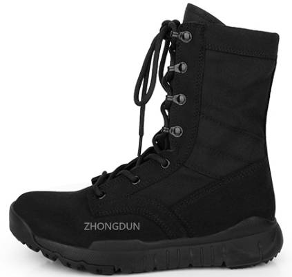 supply military boots/ desert boots/ safety shoes ZD108L