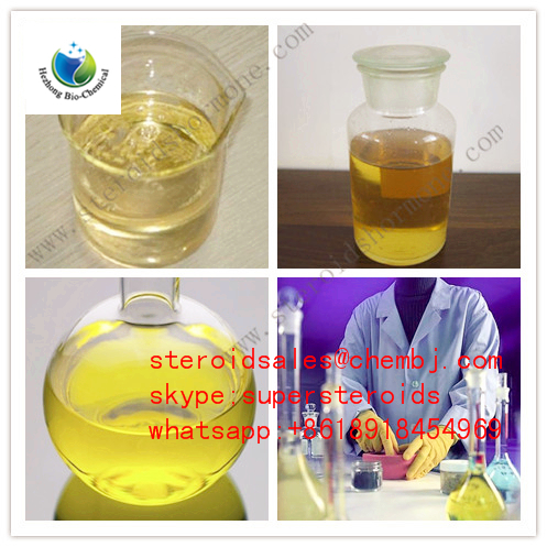 Anabolic Oral Steroid Compound Raw Material Drostanolone Enanthate 98% Purity  Steroid Hormone Powde