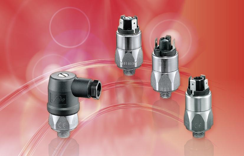SUCO Pressure switches hex 27