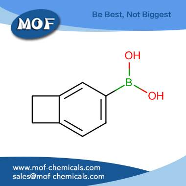 Benzocyclobutene-4-boronic acid cas195730-31-5