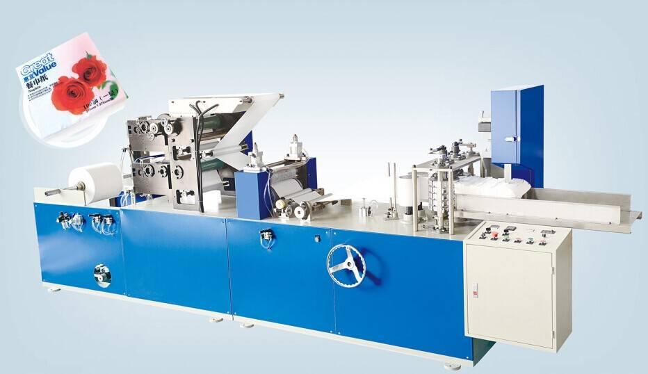 CJ-200-400 Napkin paper machine