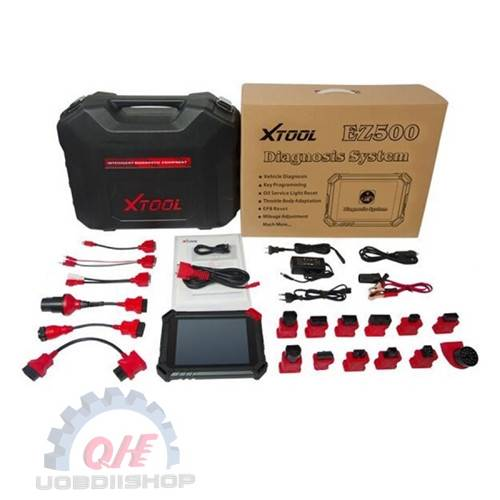 XTOOL EZ500 Full-System Diagnosis for Gasoline Vehicles with Special Function Same Function With XTo
