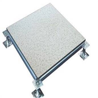 600mm Conductive PVC Steel Access Floor