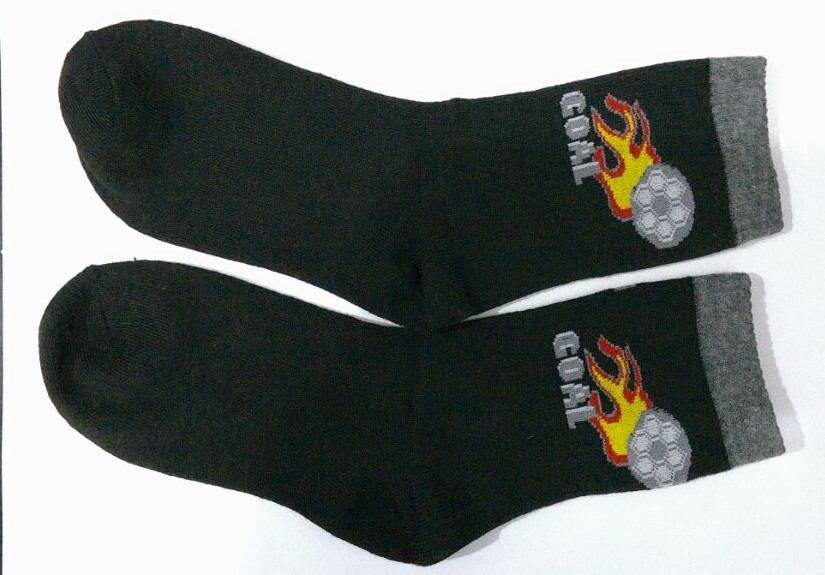 Knitted fashion sock cotton sports adults school socks