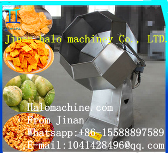 Low Investment 300kg/H Potato Chips/Animal Food/Snacks/Peanut Flavor Powder Mixing Machine