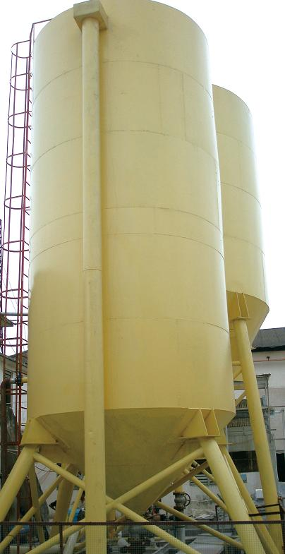 Stone Sewage Clarification System 3300 l/m (200m3/h)