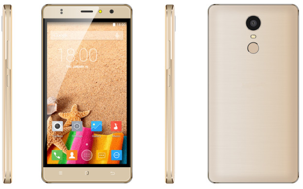 Chinese Stylish 5.5 inch QHD IPS Displaied Android 6.0 Fingerprint Unlocked Smart Cell Phones