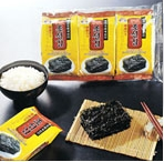 Chosun-Gim (Traditional Korean Seasoned Seaweed Laver)
