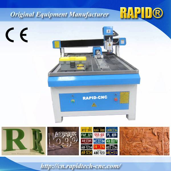 6090 Wood PCB Milling CNC Router