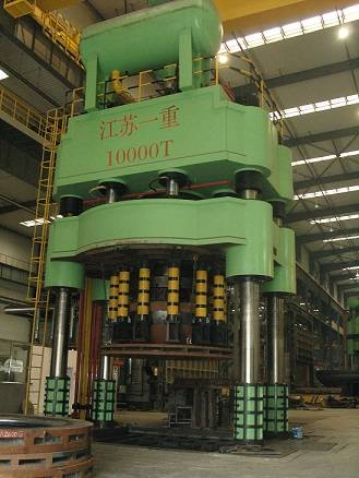 10000t Double-Action Hydraulic Press