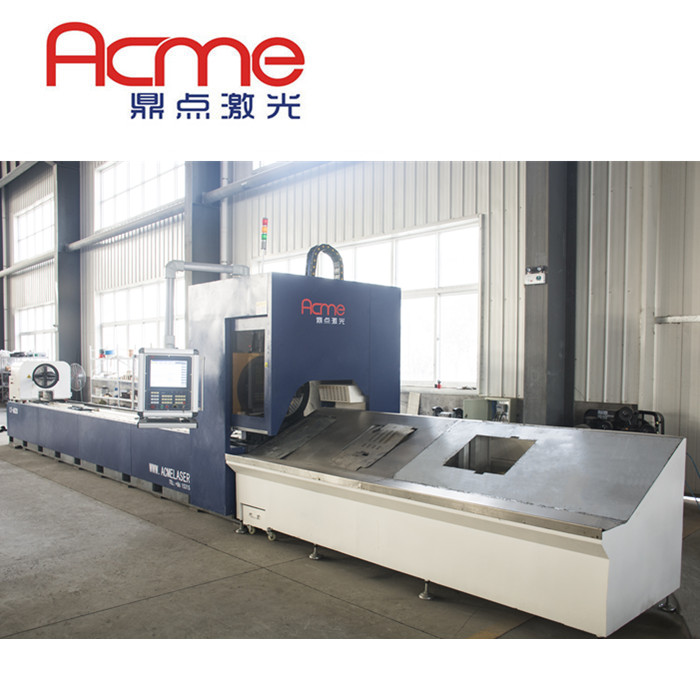 Steel Tube/Pipe Fiber Laser Cutting Machine