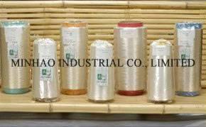 Bamboo fiber and yarn