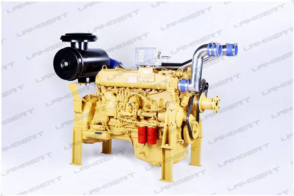 258kw-340kw Turbocharged inter-cooled engine generator diesel for sale