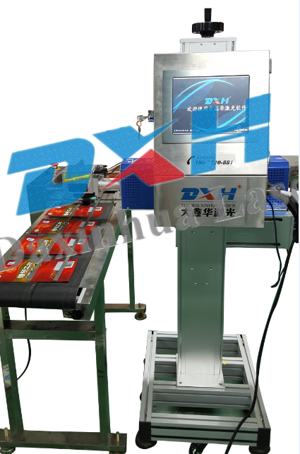 CO2 Laser Marking Machine for Package