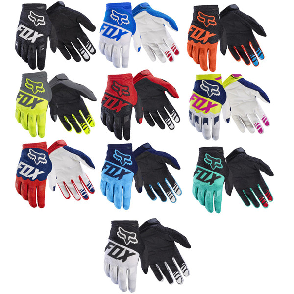 New Fashionable Design Outdoor Sports Racing Gloves
