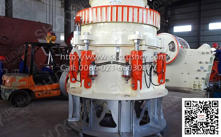 SKH75F Hydraulic Cone Crusher