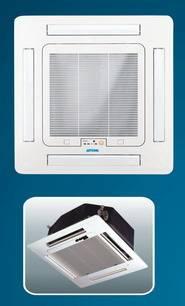 ceiling-cassette type air conditioner