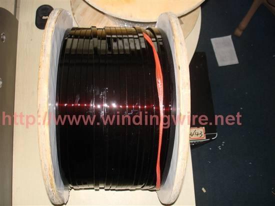 Enameled Rectangular Aluminium Wire Sizes
