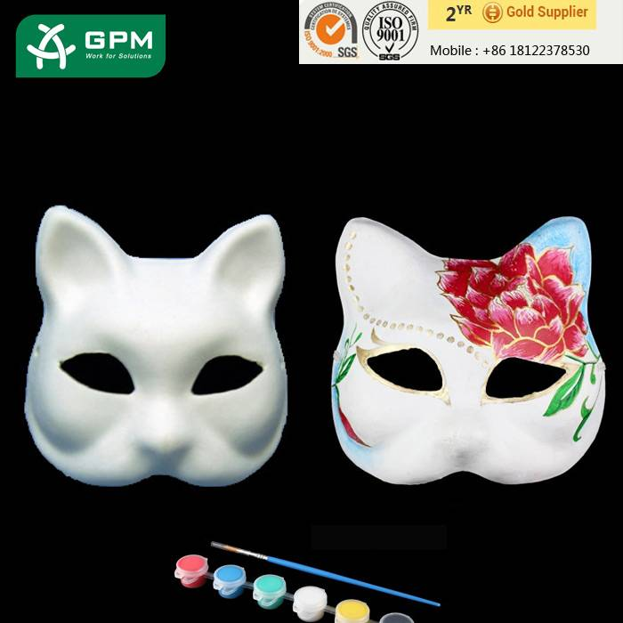 New fox model beautiful design party masks Party& Event type tye masks