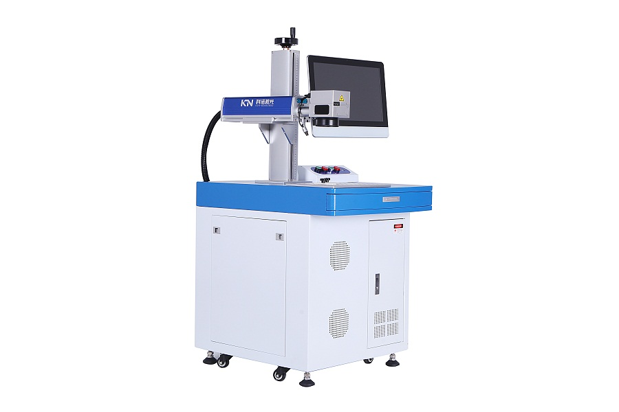 10w20w30w metallic laser marking machine