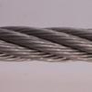 Cable way wire rope ISOcertificate