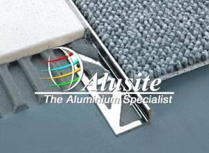 metal tile triming
