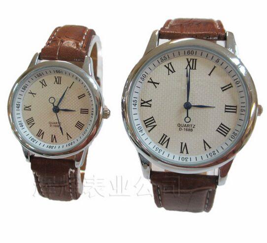 Yxl-119 Fashion Good Quality Newest Men Watch Genuine Leather Quartz Wrist Watch Mens Ladies Promoti
