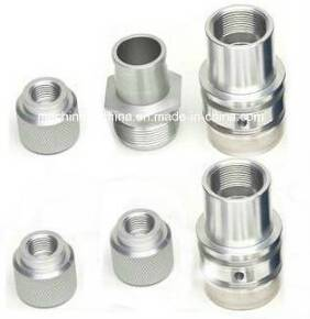 Aluminium CNC Turned Parts by CNC Turning Machine