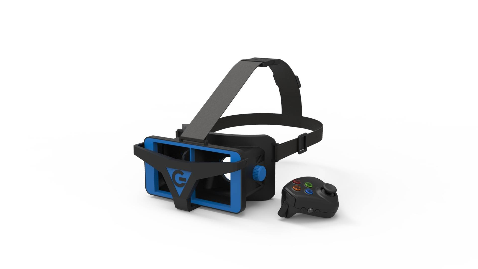 "Support 4.5""-6.0"" Phones High Quality VR 3D Glasses"