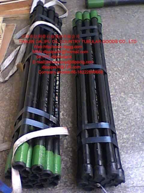 "pup joint tubing 4-1/2"" EUE Pin X 4-1/2""EUE Box length:1.50m,"