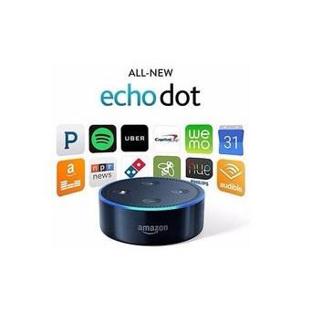 All-New Amazon Echo Dot Works with Alexa (2nd Generation)