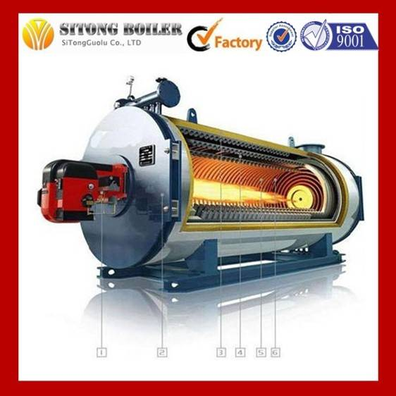 Industrial Oil Gas Fired Thermal Oil Heater,Thermal Oil Boiler