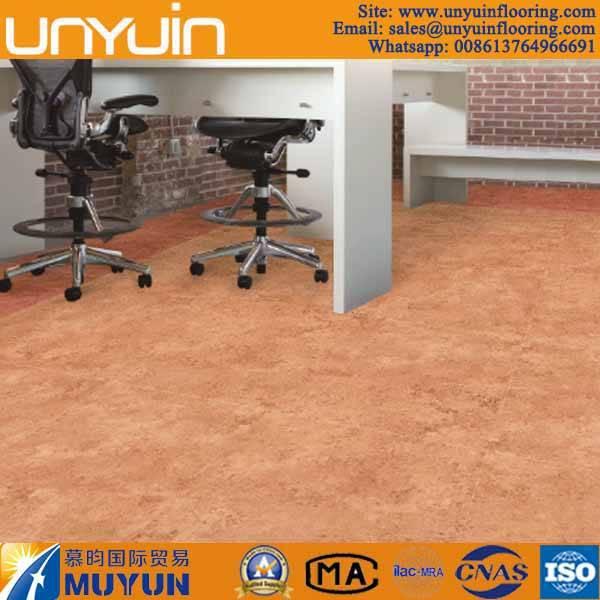 Cheap and Durable Stone Vinyl Floor Tile