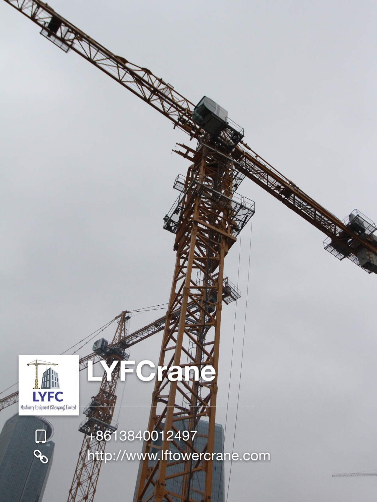 TOPKIT TOWER CRANE MC480-25T JIB LENGTH 81.6M 2020 NEW PRODUCTS HOT SALE MADE IN CHINA