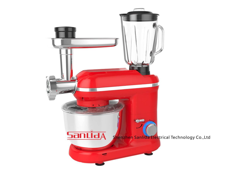 Multi food processor mincer fruit blender stand mixer