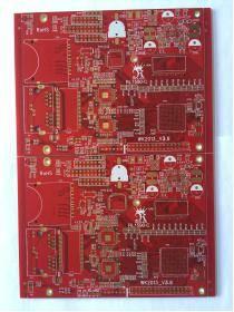 FR-4 Tg140 ENIG 6-layer PCB