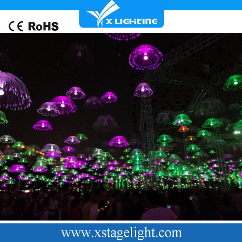 LED Jellyfish stage lights